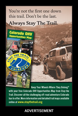 Stay The Trail & TCT Magazine